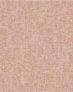 Textiloptik Tapete Profhome DE120054-DI heißgeprägte Vliestapete geprägt Ton-in-Ton matt rosa beige 5, 33 m2