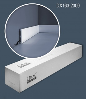 Orac Decor DX163-2300 AXXENT 1 Karton SET mit 18 Türumrandungen Wandleisten   41, 4 m