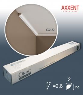Orac Decor CX132 AXXENT 1 Karton SET mit 10 Stuckleisten Eckleisten | 20 m