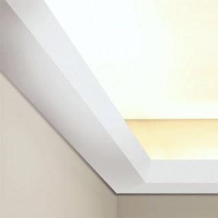 Stuck Zierleiste Orac Decor C357 LUXXUS Eckleiste für indirekte Beleuchtung Gesims Deckenleiste | 2 Meter - Vorschau 4