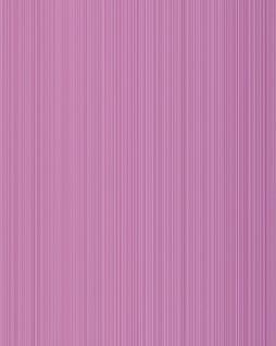 Uni-Tapete EDEM 598-22 Geprägte Tapete strukturiert mit Streifen matt rot-lila signal-violett 5, 33 m2