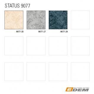 Spachtel Putz Tapete EDEM 9077-20 heißgeprägte Vliestapete geprägt im Shabby Chic Stil glänzend creme weiß hell-elfenbein 10, 65 m2 - Vorschau 4