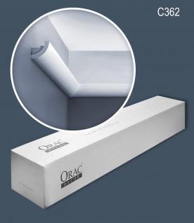 Orac Decor C362 LUXXUS 1 Karton SET mit 12 Stuckleisten 24 m