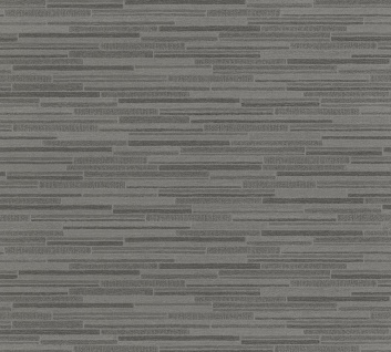 Stein Kacheln Tapete Profhome 709714-GU Vliestapete glatt in Steinoptik matt grau schwarz 5, 33 m2