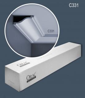 Orac Decor C331 LUXXUS 1 Karton SET mit 15 Stuckleisten | 30 m