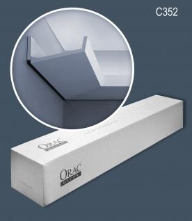 Orac Decor C352 LUXXUS 1 Karton SET mit 8 Stuckleisten 16 m