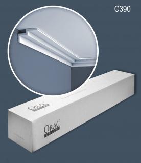 Orac Decor C390 MODERN 1 Karton SET mit 10 Eckleisten Zierleisten 20 m