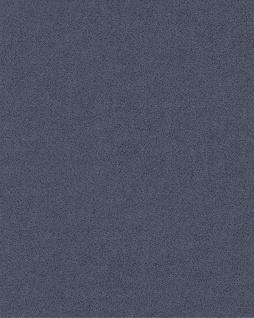 Uni Tapete EDEM 85047BR22 Tapete mit Struktur glitzernd blau kobalt-blau dunkel-blau silber 5, 33 m2