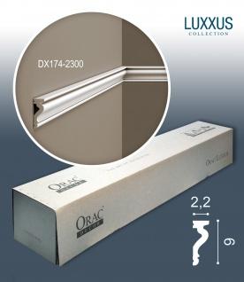 Orac Decor DX174-2300-box 1 Karton SET mit 24 Türumrandungen Sockelleisten | 55, 2 m