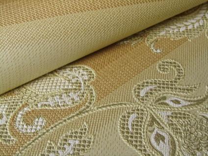 Streifen Tapete EDEM 085-21 Vinyltapete Designer beige hellbraun creme | 5, 33 qm - Vorschau 3