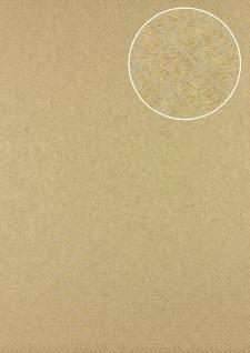 Barock Tapete Atlas PRI-551-2 Vliestapete strukturiert mit Ornamenten und Metallic Effekt gold perl-beige elfenbein gold 5, 33 m2