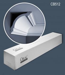 Orac Decor CB512 BASIXX 1 Karton SET mit 12 Stuckleisten   24 m