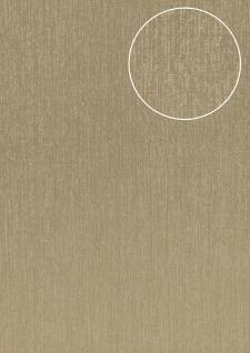 Hochwertige Ton-in-Ton Tapete Atlas COL-526-6 Vliestapete glatt mit abstraktem Muster matt grau beige-grau silber 5, 33 m2