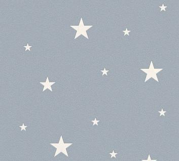 Kinder Tapete Profhome 324403-GU Vliestapete strukturiert mit Kinder Muster matt grau 5, 33 m2