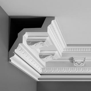 Dekor Profil Orac Decor C307A LUXXUS Stuck Zierelement Wand Dekor Gesims für Profilleiste Deckenleiste C307 - Vorschau 4