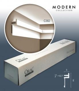 Orac Decor C382 MODERN 1 Karton SET mit 12 Eckleisten Zierleisten | 24 m
