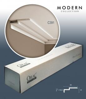 Orac Decor C391 MODERN 1 Karton SET mit 16 Eckleisten Zierleisten | 32 m