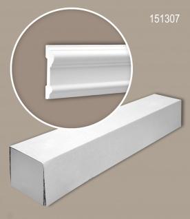 Profhome 151307 1 Karton SET mit 12 Wand- und Friesleisten Zierleisten Stuckleisten | 24 m