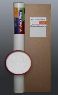 EDEM 80379BR60 1 Kart 5 Rollen Feine Faser Vlies-Tapete atmungsaktiv überstreichbar 132 qm