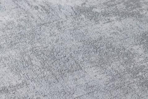 Stein Kacheln Tapete Profhome 224019-GU Vliestapete leicht strukturiert in Steinoptik matt grau 5, 33 m2 - Vorschau 3