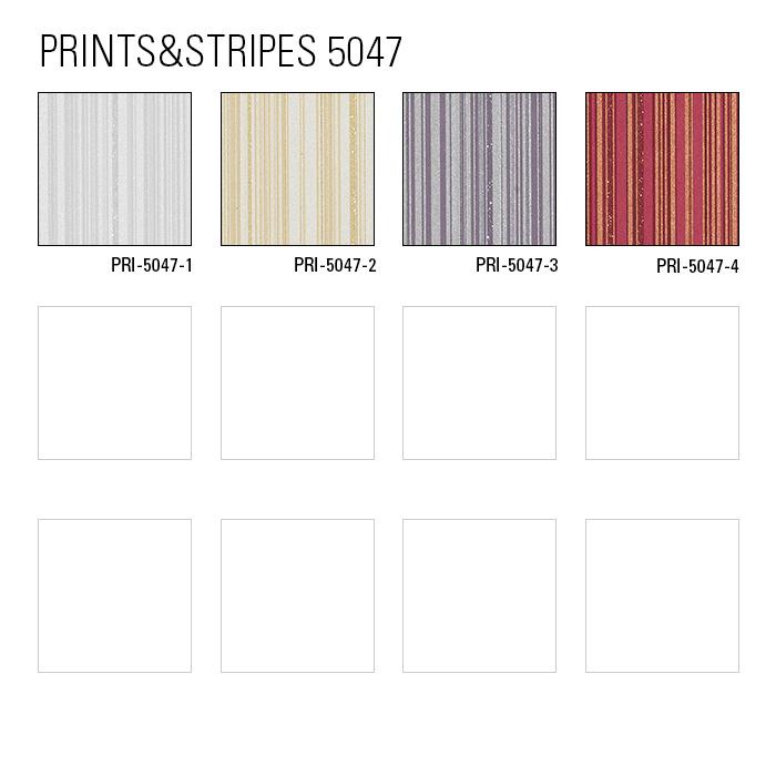 Streifen Tapete Atlas Pri 5047 3 Vliestapete Glatt Design Glitzernd