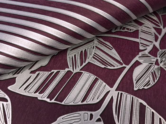 streifen tapete xxl vliestapete edem 934 35 hochwertige hei gepr gte struktur metallic effekt. Black Bedroom Furniture Sets. Home Design Ideas