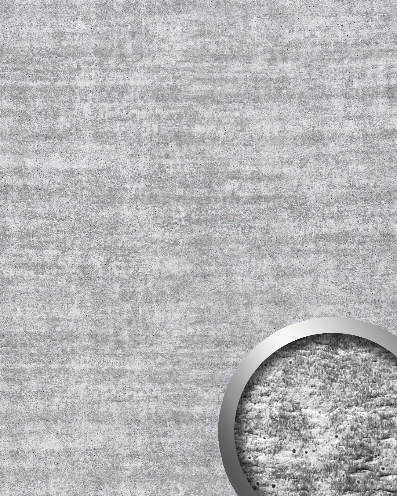 Super Wandpaneel Platte Beton Optik WallFace 16429 URBAN Design YU91