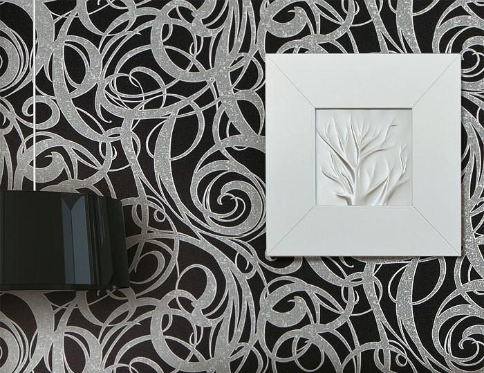 3d vliestapete grafiktapete xxl edem 971 39 design geschwungene linien abstraktes wirbelmuster. Black Bedroom Furniture Sets. Home Design Ideas