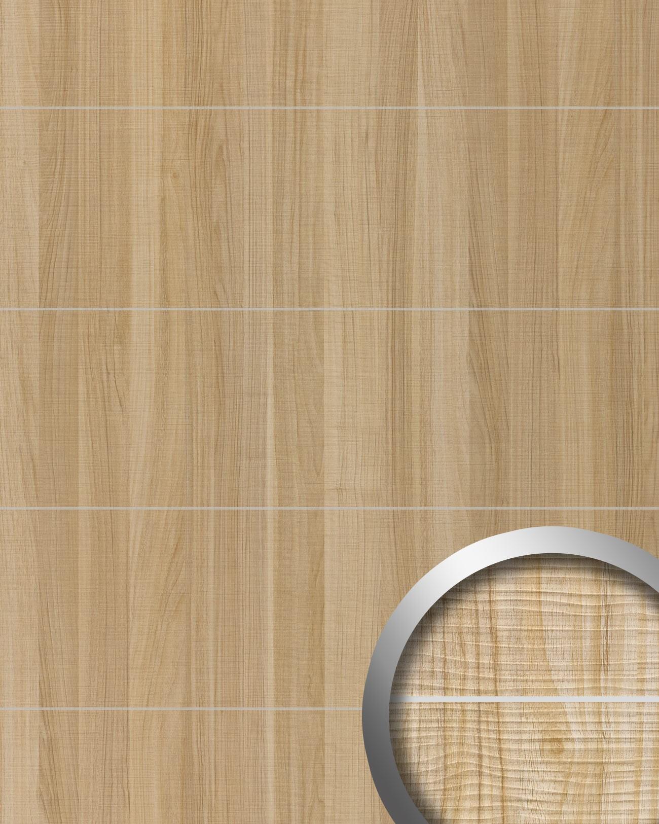 Wandverkleidung Holz Optik Wallface 19101 Maple Alpine 8l Ahorn