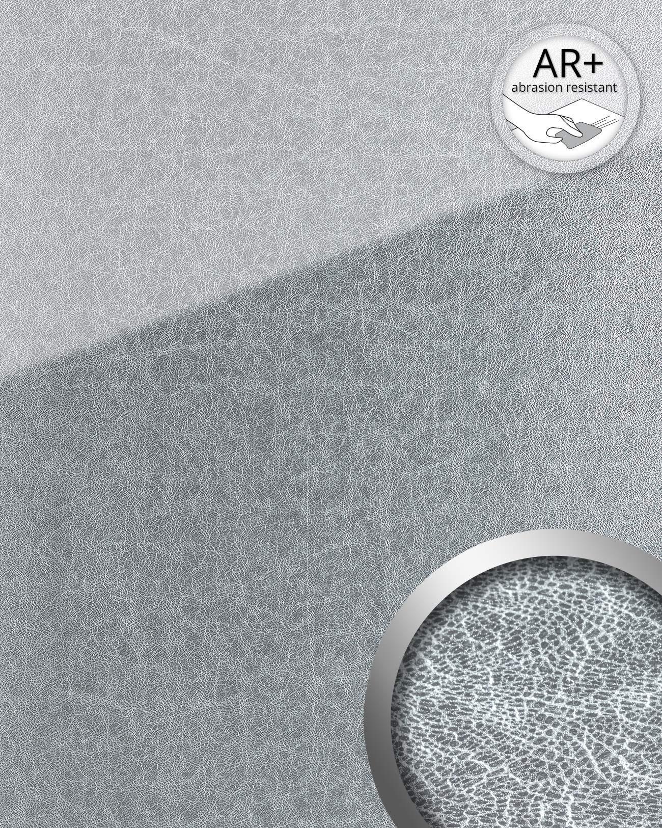 Wandpaneel GlasOptik WallFace SHATTERED Silver AR - Fliesen glasoptik