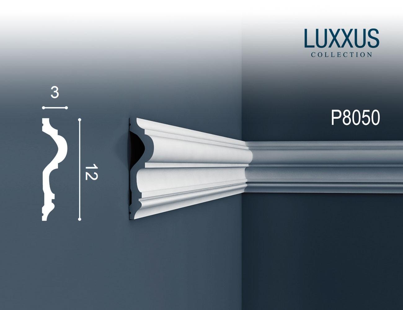 stuckprofil friesleiste rahmen orac decor p8050 luxxus wand leiste dekor profil relief leiste. Black Bedroom Furniture Sets. Home Design Ideas