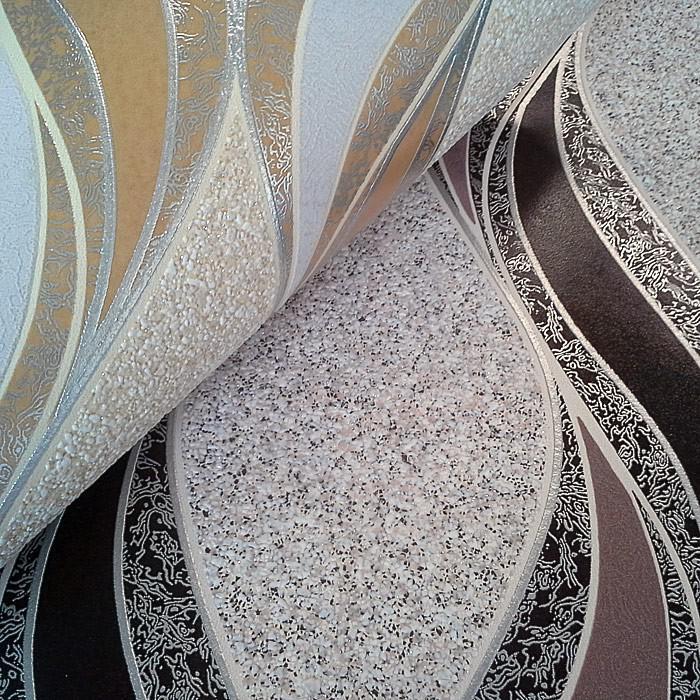 grafische tapete edem 1025 13 buntsteinputz geschwungene. Black Bedroom Furniture Sets. Home Design Ideas