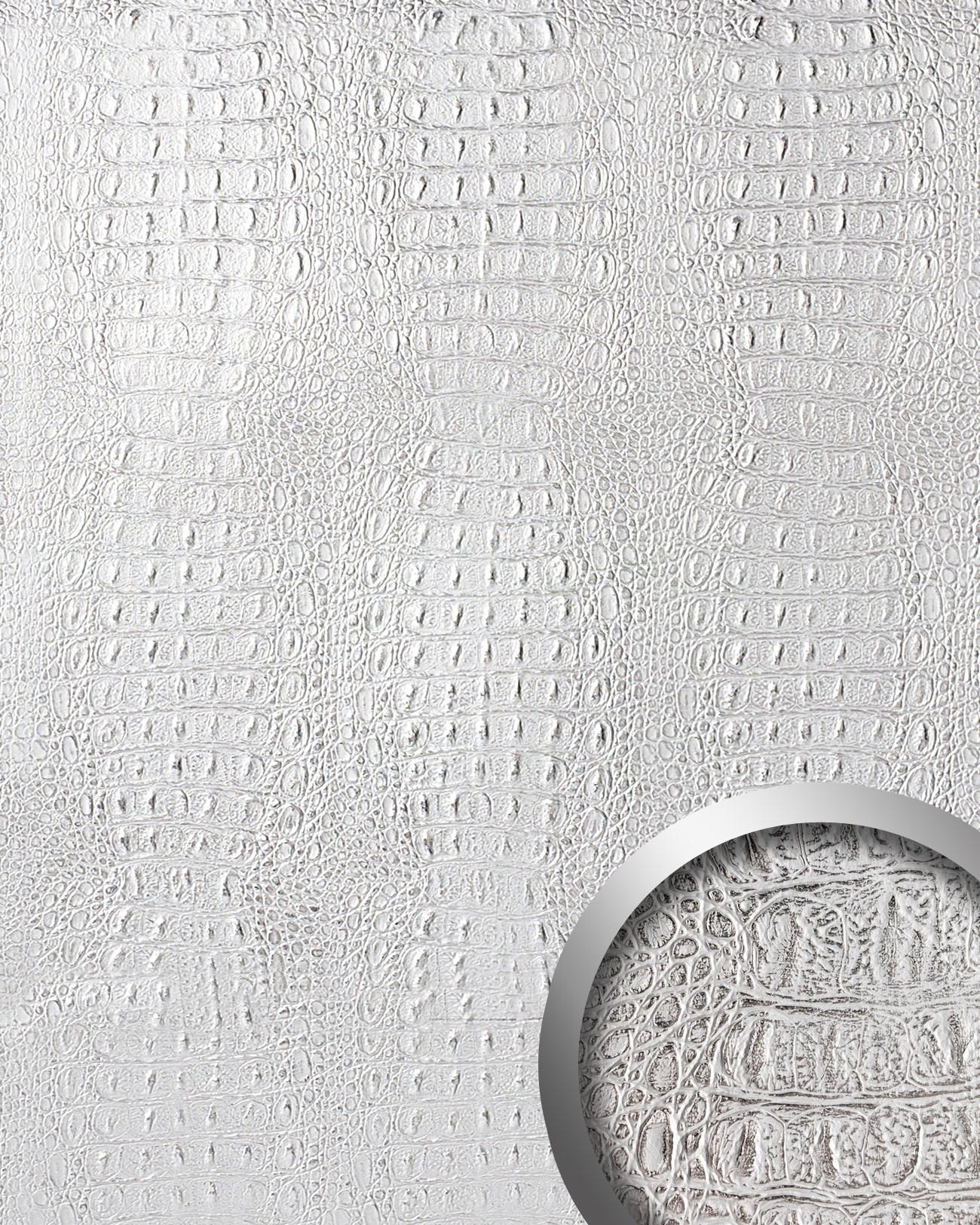 Wandpaneel 3d Wallface 13520 Croco Design Platte Struktur Blickfang