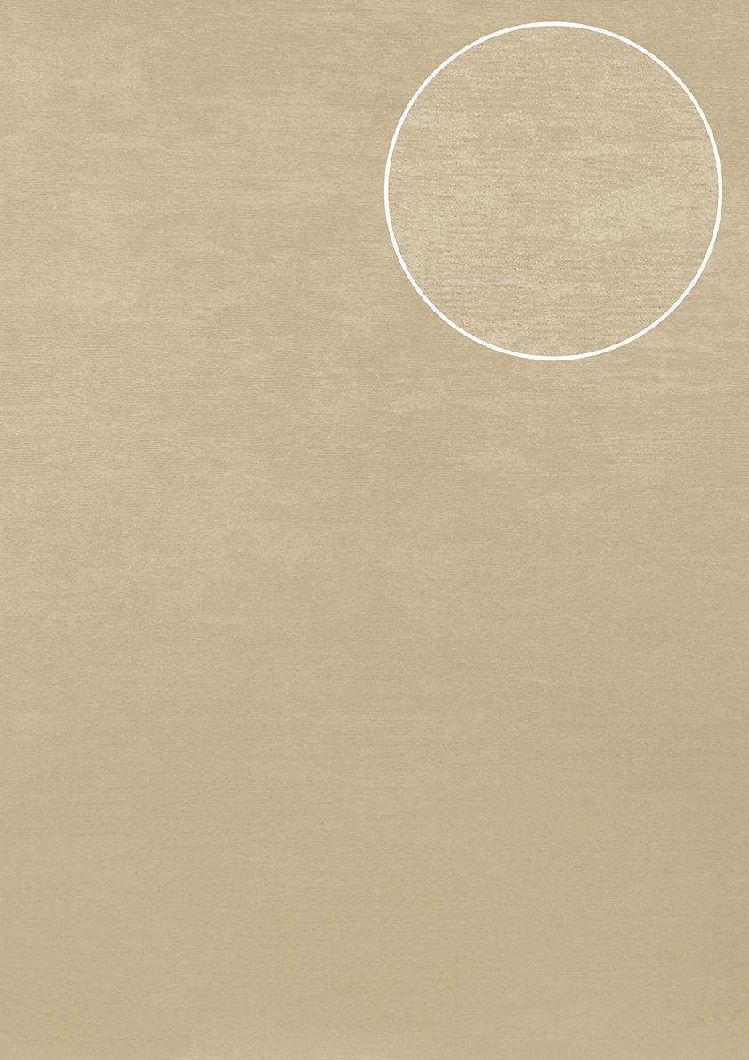 Awesome Elegant Uni Tapete Atlas Tem Vliestapete Im Shabby Chic Stil  Schimmernd Beige With Shabby Chic Tapete With Wei Beige