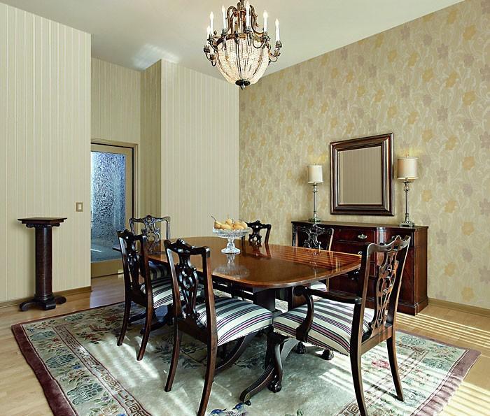 blumen tapete landhaus edem 111 35 stilvolle floral. Black Bedroom Furniture Sets. Home Design Ideas