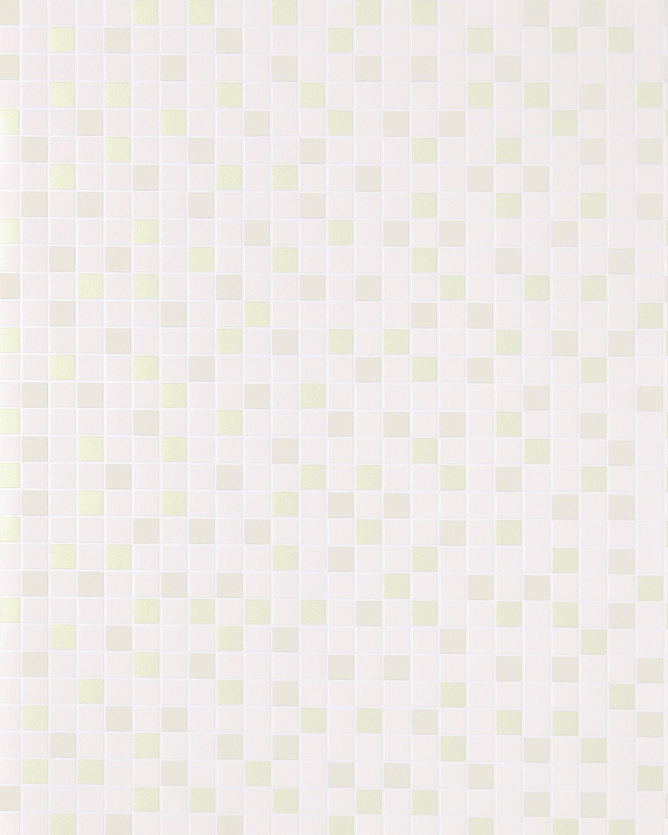 mosaikstein tapete kuchentapete edem 1022 11 fliesen kacheln tapete mit gepragter struktur naturweiss hell