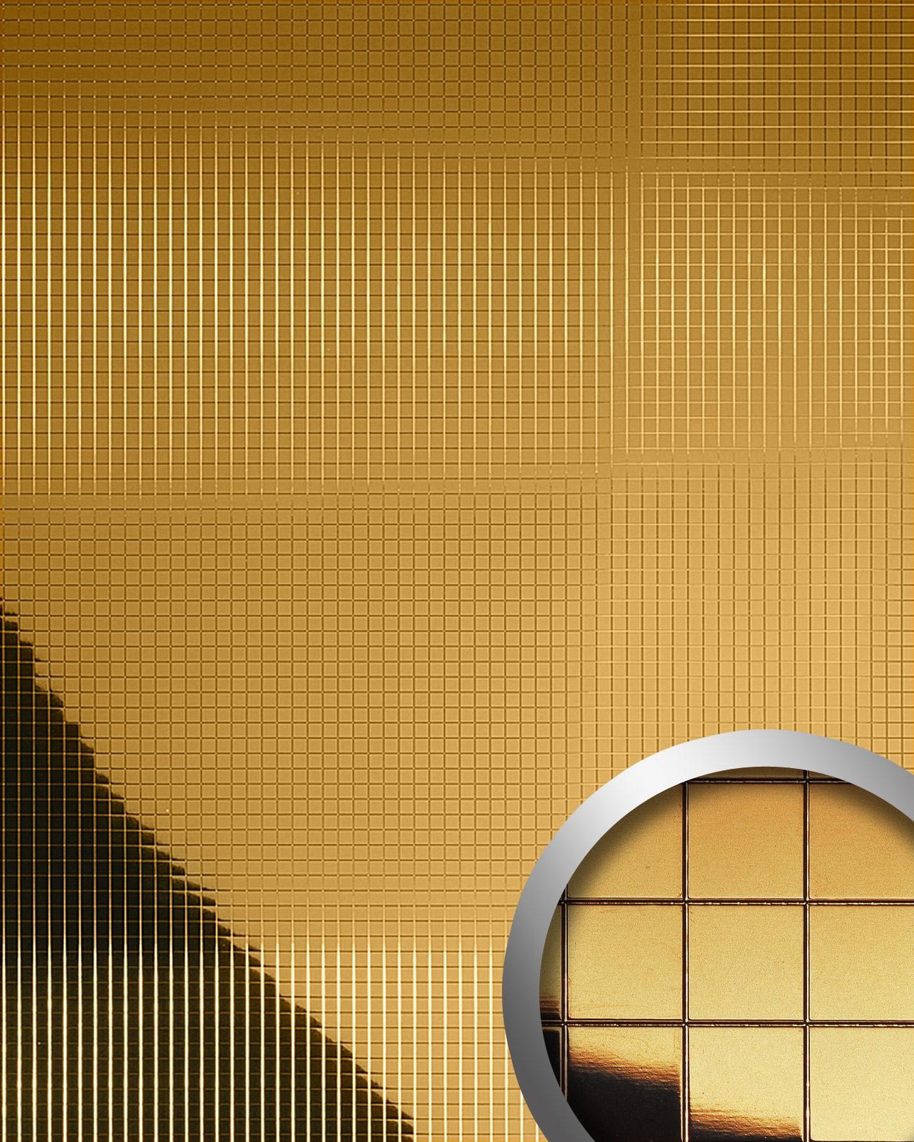 Wandpaneel Wandverkleidung WallFace MStyle Design Blickfang - Wandpaneele auf fliesen kleben