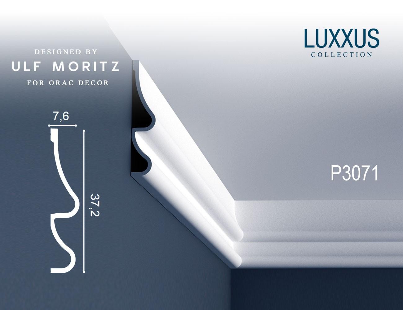 wandleiste stuck orac decor p3071 golf ulf moritz luxxus stuckleiste