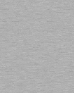 Ton-in-Ton Tapete Profhome BA220073-DI heißgeprägte Vliestapete geprägt unifarben schimmernd silber 5, 33 m2