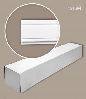 Profhome 151384 1 Karton SET mit 18 Wand- und Friesleisten Zierleisten Stuckleisten | 36 m