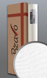 Barock Tapete EDEM 83002BR60 Vliestapete zum Überstreichen strukturiert mit Ornamenten matt weiß 1 Karton 4 Rollen 106 m2