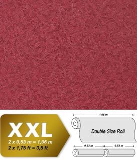Spachtel Vliestapete Putz Tapete XXL EDEM 925-39 Doppelte Breite Deluxe Antique Stucco Veneziana spachtel-optik rot gold schimmer 10, 65 qm