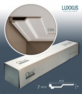 Orac Decor C354 LUXXUS 1 Karton SET mit 9 Stuckleisten | 18 m