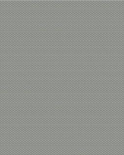 Ton-in-Ton Tapete Profhome BA220084-DI heißgeprägte Vliestapete geprägt mit grafischem Muster und metallischen Akzenten blau tauben-blau silber 5, 33 m2
