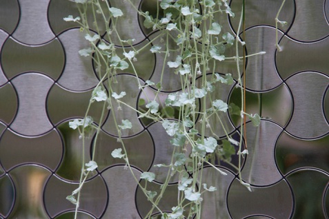 Mosaik Fliese massiv Metall Edelstahl gebürstet in grau 1, 6mm stark ALLOY Infinit-S-S-B Designed by Karim Rashid 0, 91 m2 - Vorschau 5