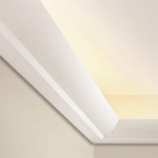 Dekor Profil Orac Decor C351 LUXXUS Eckleiste Zierleiste für indirekte Beleuchtung Wand Decken Stuckprofil 2 Meter - Vorschau 4
