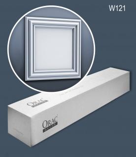 Orac Decor W121-box 1 Karton SET mit 8 3D Wandpaneelen Zierelementen 2 m2