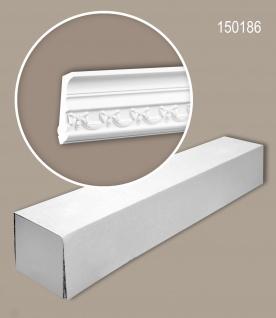 Profhome 150186 1 Karton SET mit 16 Eckleisten Zierleisten Stuckleisten | 32 m
