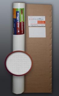 EDEM 80310BR60 1 Kart 4 Rollen Vliestapete glasfaser-optik überstreichbar haupsympatisch maler-weiß 106 qm