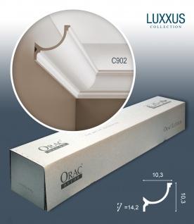 Orac Decor C902 LUXXUS 1 Karton SET mit 12 Stuckprofilen Stuckleisten | 24 m